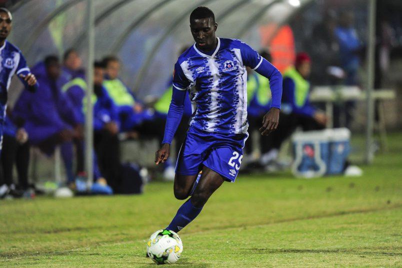 Siyanda Xulu of Maritzburg United (Gerhard Duraan/BackpagePix)