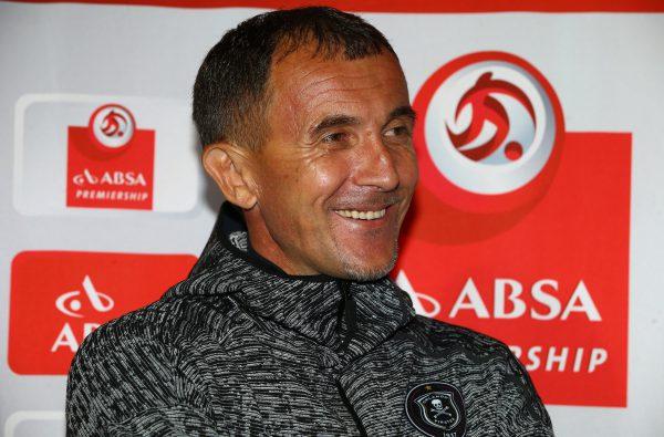 Milutin Sredojevic (Head Coach) of Orlando Pirates  (Steve Haag/BackpagePix)