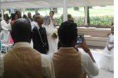 WATCH: Spikiri marries longtime partner in beautiful wedding