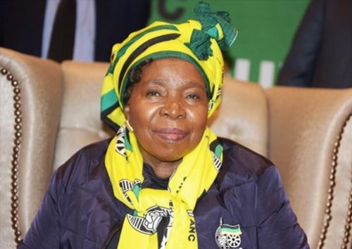 President hopeful Dr Nkosazana Dlamini-Zuma seen on September 08, 2017 in Cape Town, South Africa. (Photo by Gallo Images / Rapport / Elizabeth Sejake)