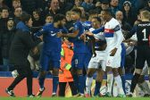 Everton ban fan who attacked Lyon player while holding child