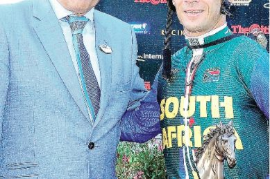Racing Association CEO Larry Wainstein resigns