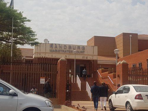 FILE: The Randburg Magistrate's Court. PHOTO: Lindi Masinga/ANA