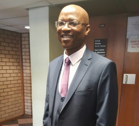 Apleni refuses to lie down, as Home Affairs gets new