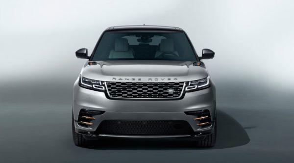 Technology at the heart of Range Rover Velar design