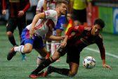 Seattle on brink of MLS final as Houston crash