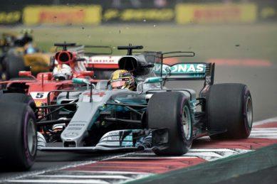 F1 testing spree promising