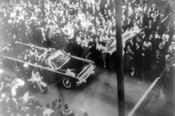 Trump says he'll allow release of Kennedy assassination files