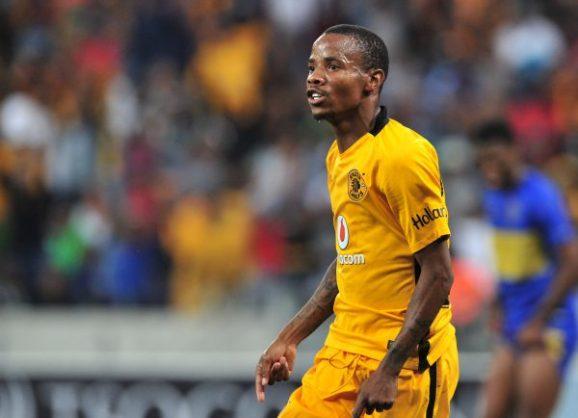 Discarded Chiefs midfielder Molangoane attracts interest