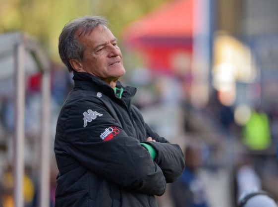 Veselin Jelušić, Coach of Bloemfontein Celtic. (Frikkie Kapp/BackpagePix)