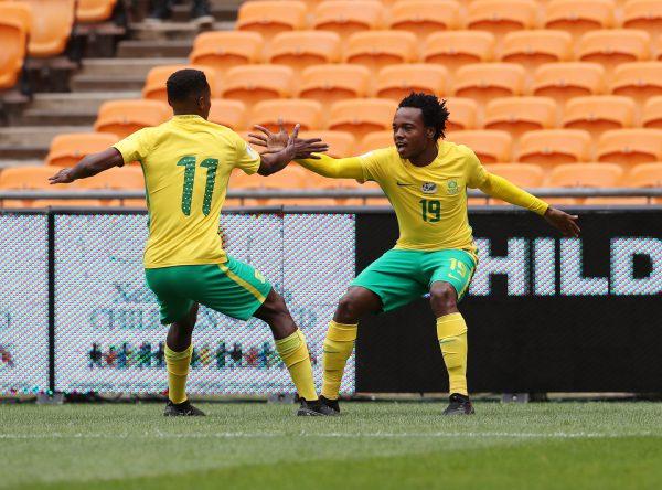 GALLERY: Bafana beat Burkina Faso
