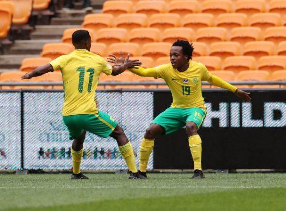 Bafana Bafana bounce back in style