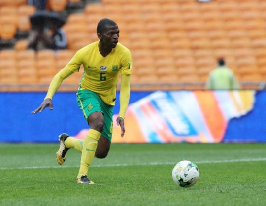 Mkhize and Lorch replace injured Bafana duo