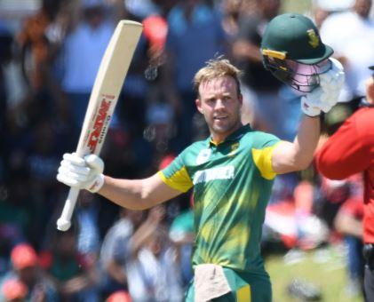 Be afraid: AB de Villiers looks back to his best. Photo: Thinus Maritz/Gallo Images.