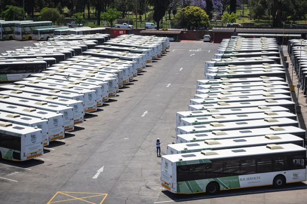 City of Tshwane hopes to restore bus services by Tuesday afternoon