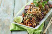 Recipe: Crunchy Thai beef salad