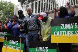 Watch: DA march to Saxonworld against state capture