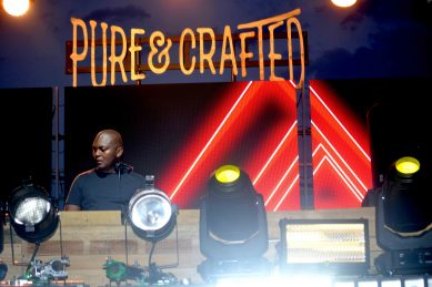 Watch: What went down at the Pure & Crafted festival.