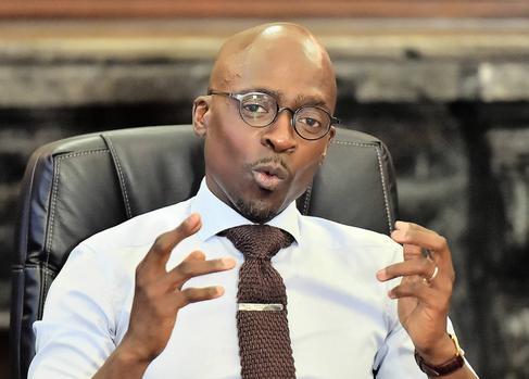 Leaked Eskom report implicates Gigaba, Brown in state capture