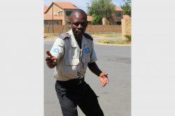 Security guard helps schoolgirl give birth