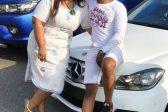 Watch: Top rapper surprises mom with luxury German car