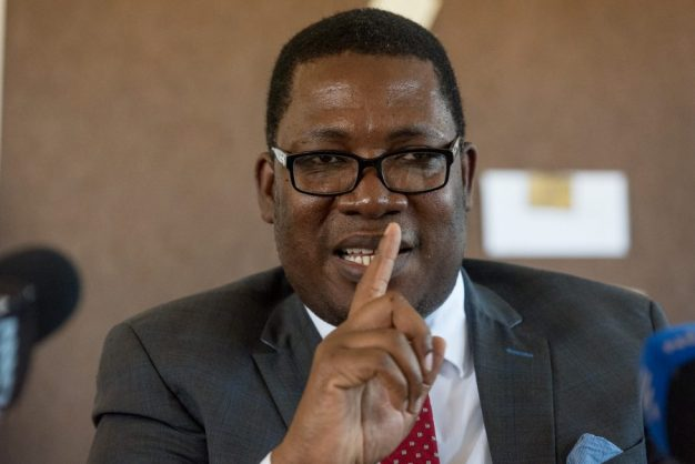 Gauteng education MEC Panyaza Lesufi. Picture: Yeshiel Panchia