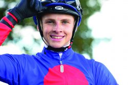 Champ Hewitson to blow hot at Fairview