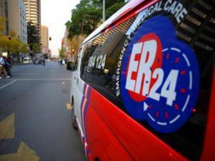 An ER24 vehicle.