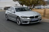 Refreshed BMW 420d is the owner of the open road