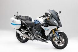 A look into the future of safety with BMW's Motorrad R 1200 RS ConnectedRide