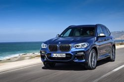 BMW X3 – Class leader on road and off road