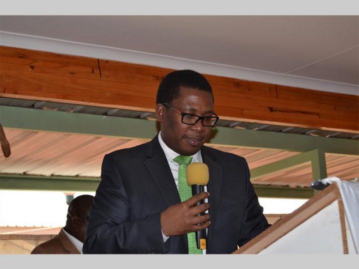 File Photo: Panyaza Lesufi, Gauteng MEC for Education.