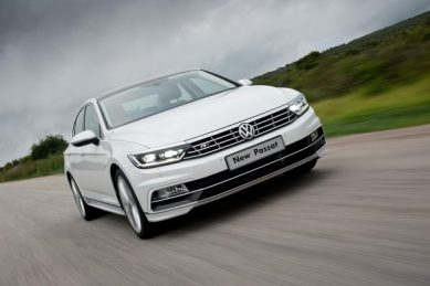 Big Volkswagen Passat proved to be a perfect holiday car