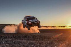Toyota has new Dakar weapon