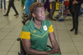 Khumalo ends fifth at rowing champs