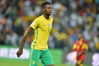 Bafana starting XI vs Sudan announced