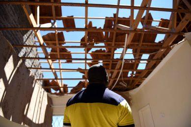 Watch: Storm leaves Johannesburg in destruction