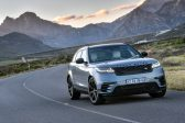 Range Rover Velar – a worthy edition to fold