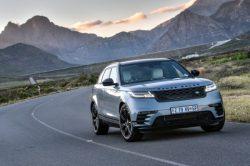 Range Rover Velar – a worthy edition to fold
