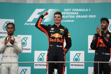 Verstappen wins final Malaysian F1 Grand Prix