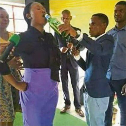 pastors who drink beer