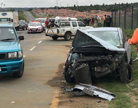 One killed in crash near Durban