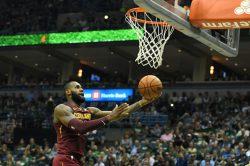 LeBron James delivers as Cavaliers breeze past Bucks