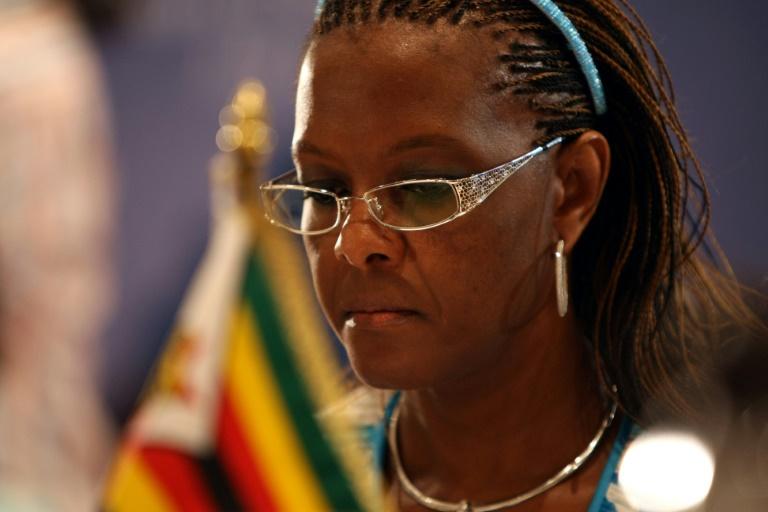 Zimbabwean First Lady Grace Mugabe heads the ruling ZANU-PF party women's league