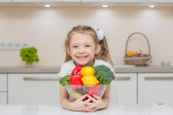 How to sneak veggies into your child's meals