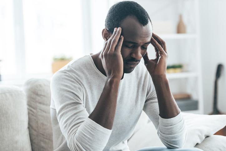 stress, anxiety, headache