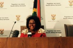Kubayi says she will not interfere with the new SABC board