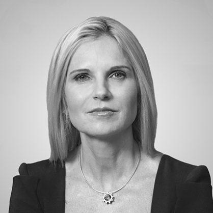 MAGDA WIERZYCKA Chief Executive Officer: Sygnia Group. Picture:   www.sygnia.co.za