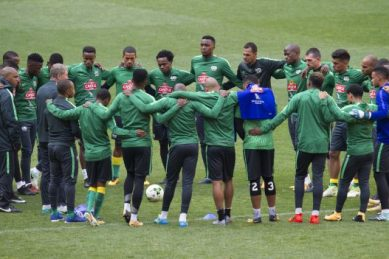It is Bafana's time to deliver the goods