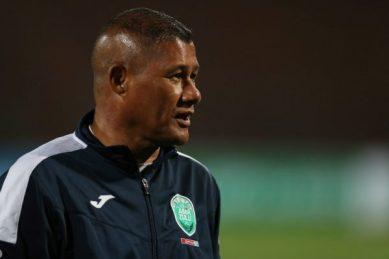 AmaZulu axe coach Cavin Johnson